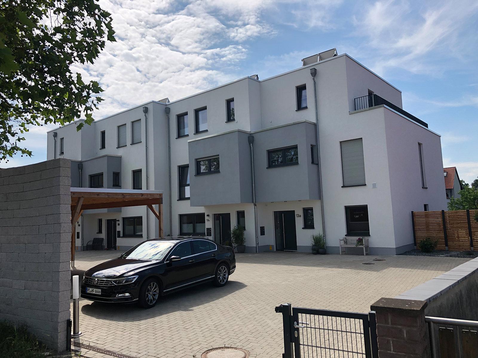 4 Reihenhäuser, Heerstraße 13, Denstorf-3