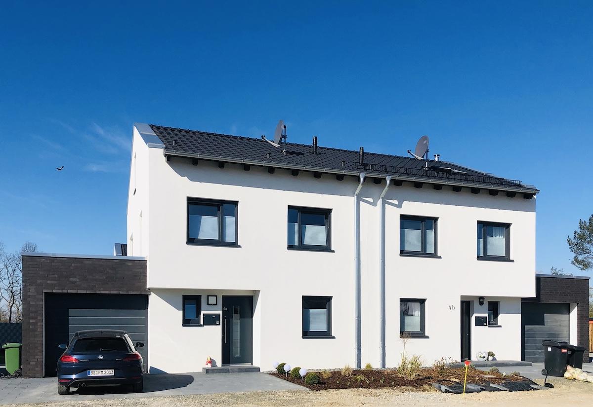 3 Doppelhäuser, Eichhof II Wedtlenstedt-0